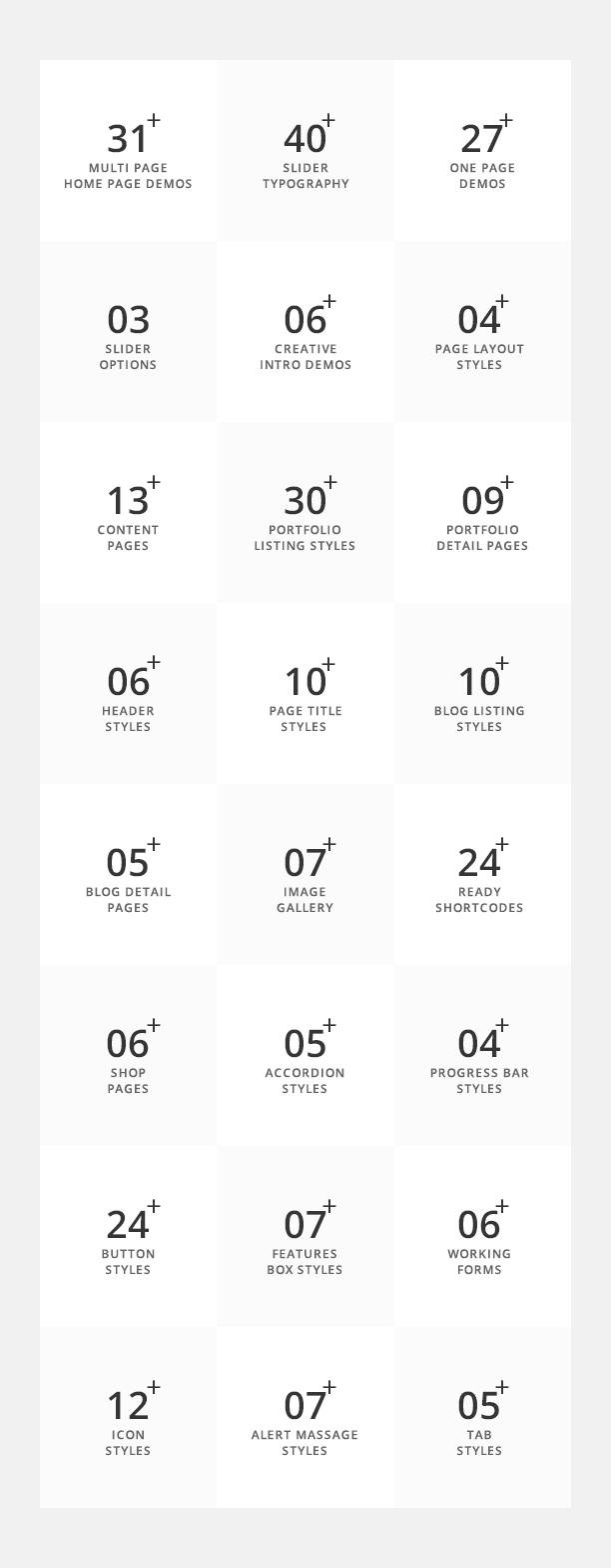 H-Code | Multi-Purpose One/Multi Page Template